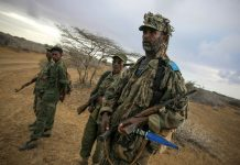 troops somali