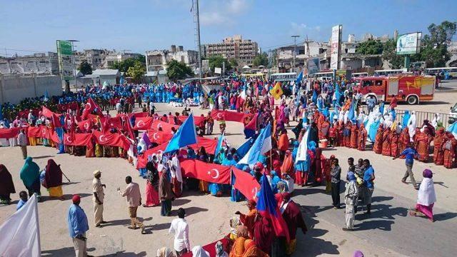 somalia turkey 3 Somalia: People in Somalia supported Erdogan call