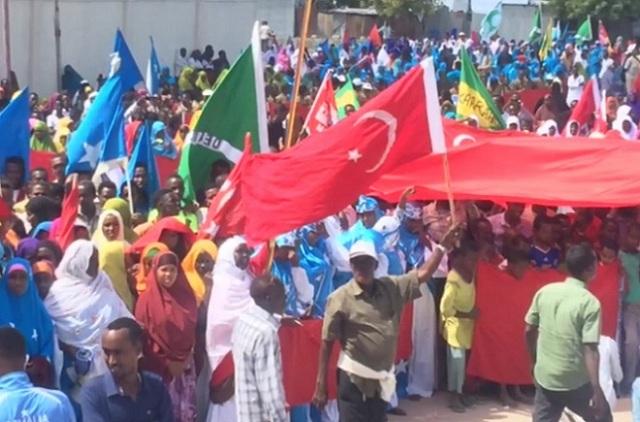 somalia turkey 4 Somalia: People in Somalia supported Erdogan call