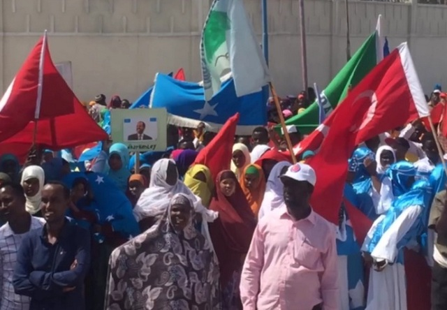 somalia turkey 5 Somalia: People in Somalia supported Erdogan call
