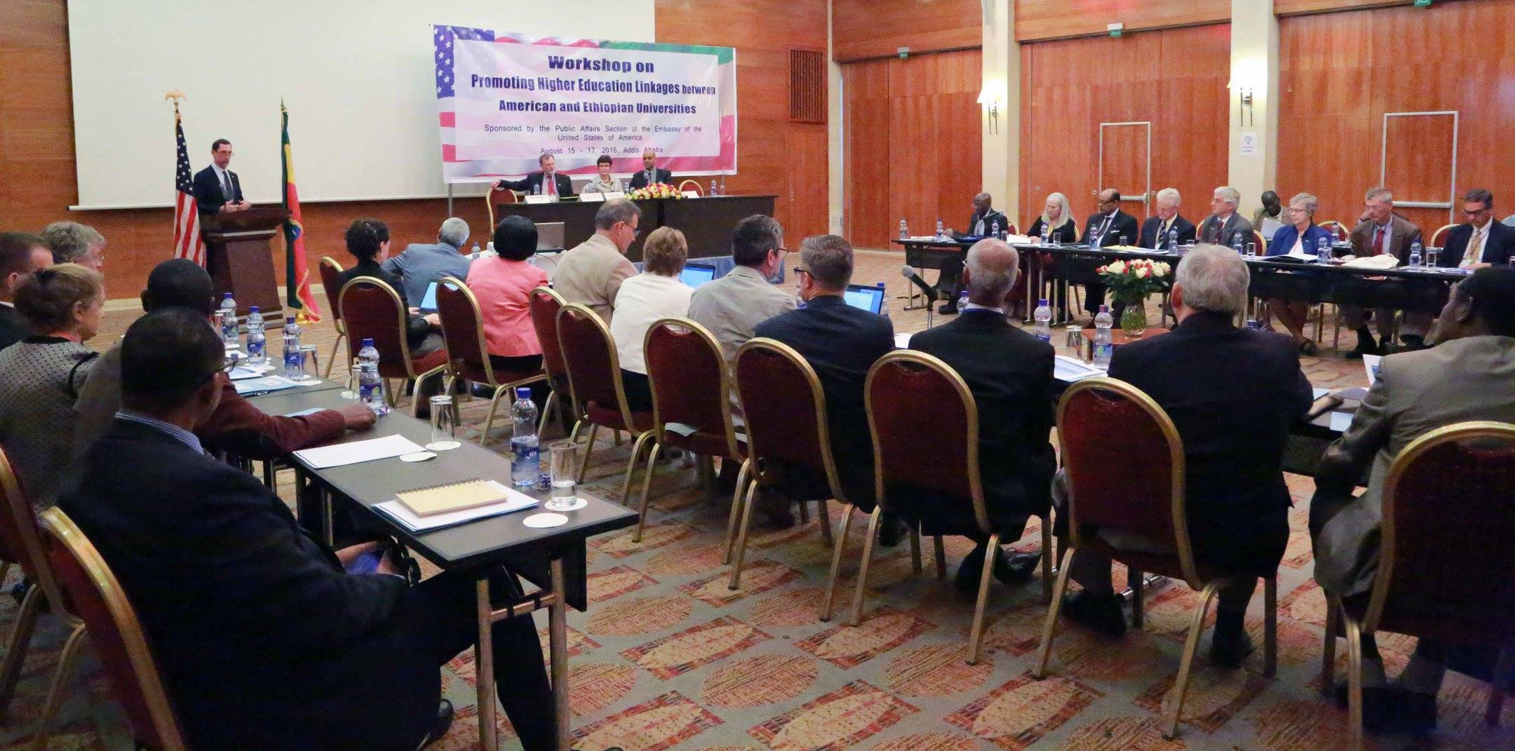 ethiopia USA Partnership1 Ethiopia, US Keen to Foster Multisector Partnerships