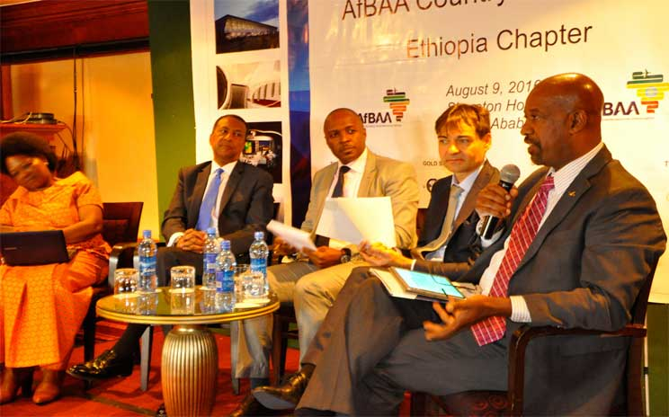 AfBAA's first independent Chapter launched at inaugural