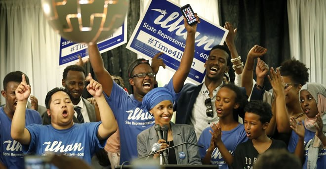 Somalia: Ilhan Omar makes history