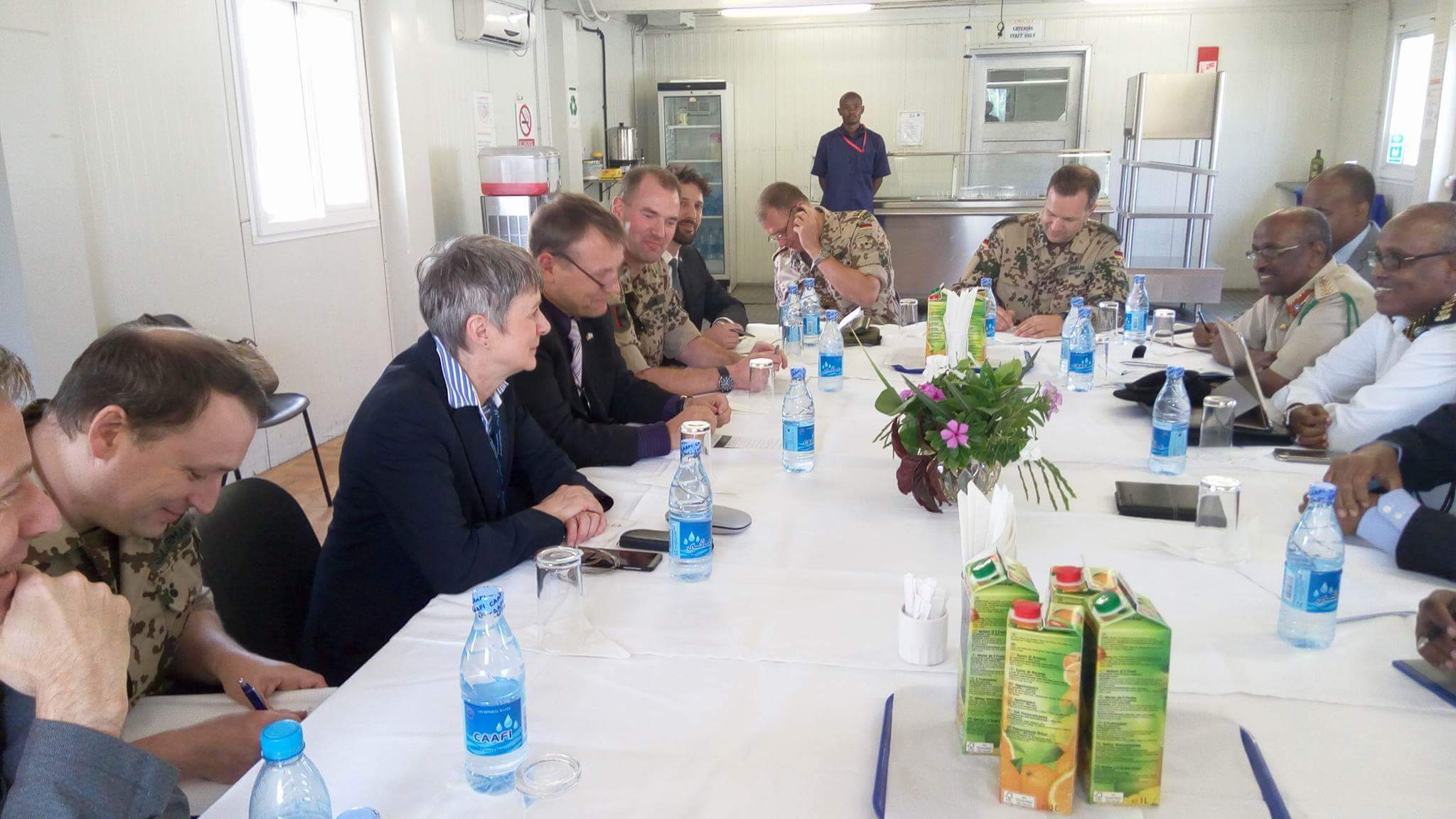 received 739596829514876 Somalia: Germany will help security sector reform