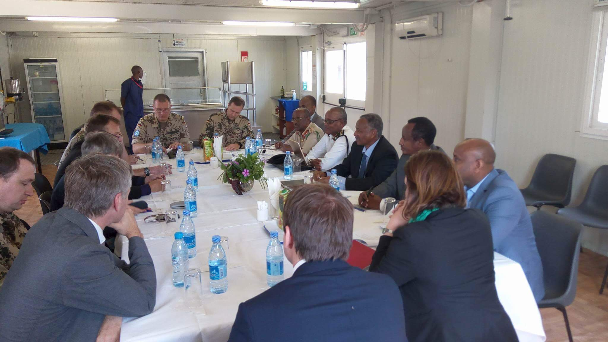 received 739596849514874 Somalia: Germany will help security sector reform