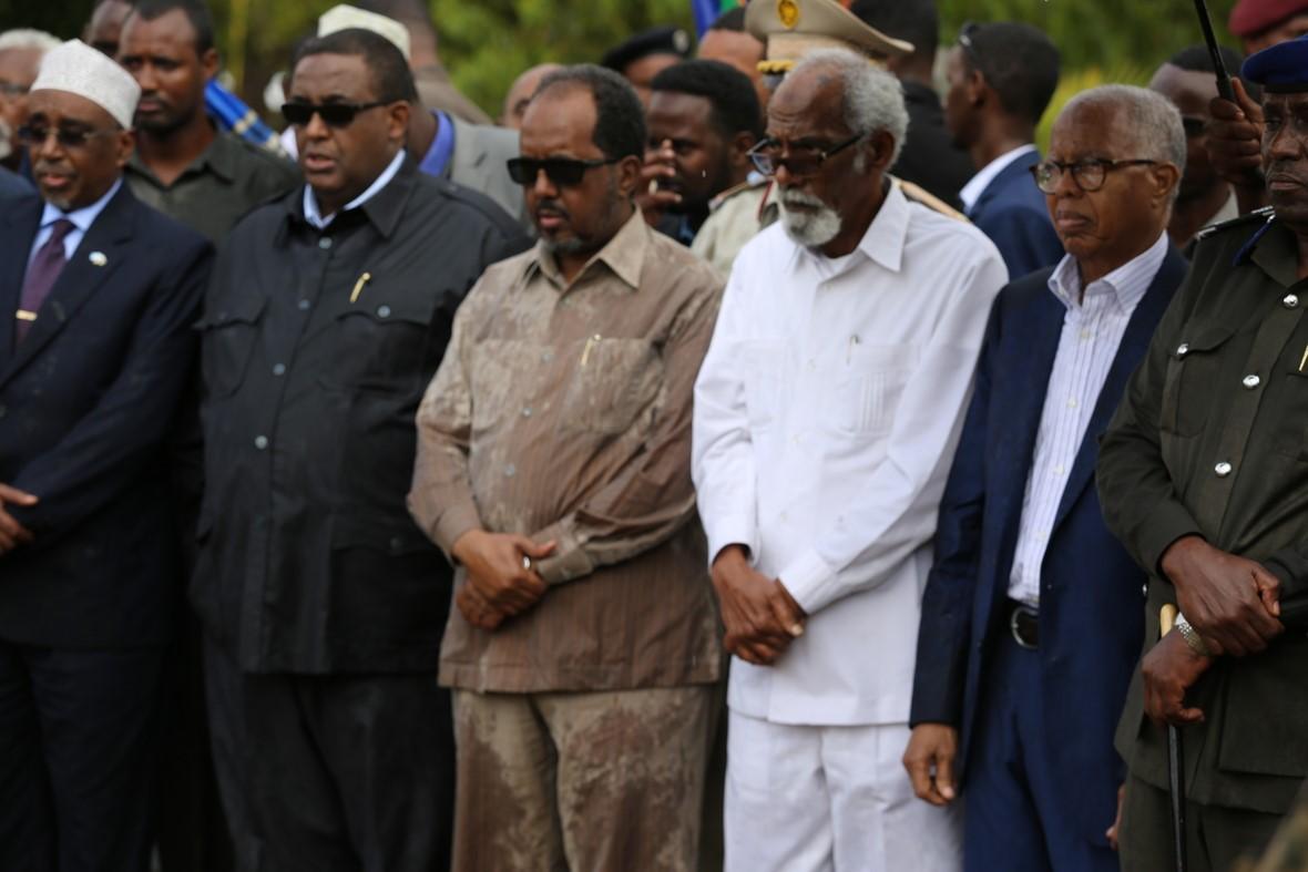 som gen 3 President attended a state funeral for former Vice President