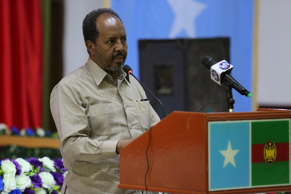 som gen 323 President attended a state funeral for former Vice President
