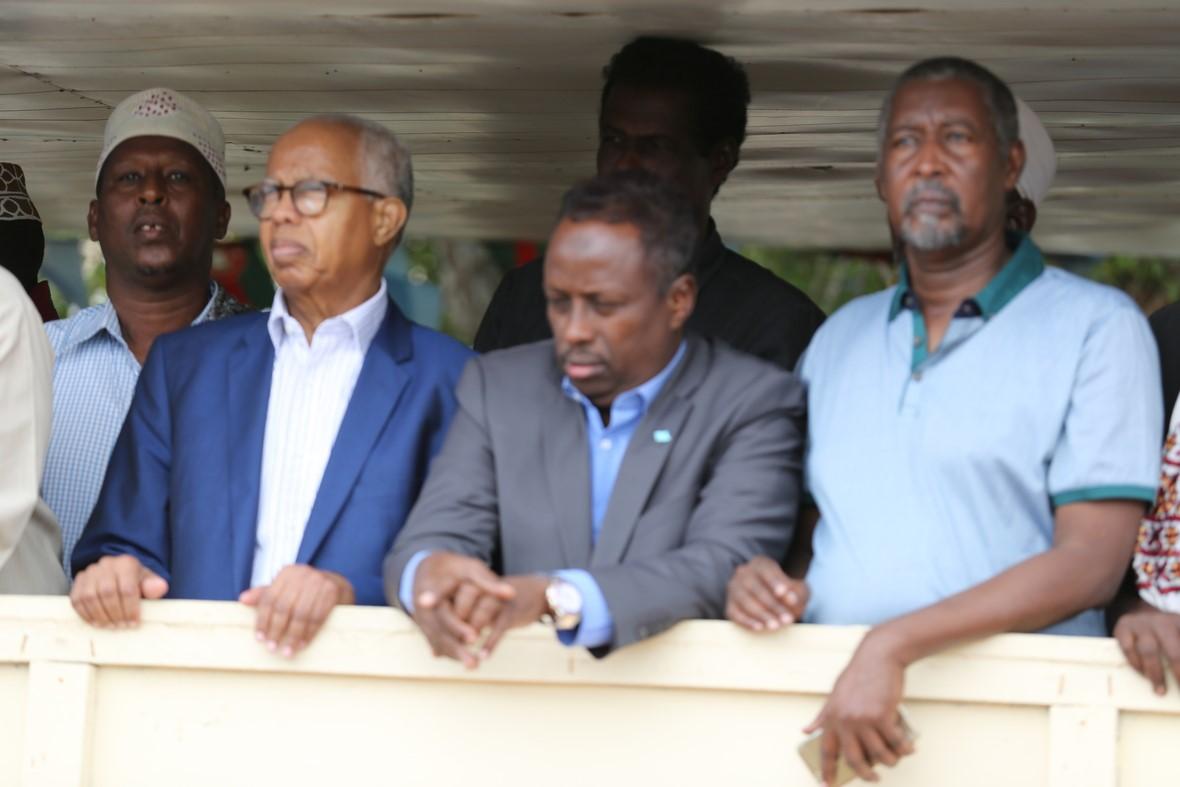 som gen 4 President attended a state funeral for former Vice President