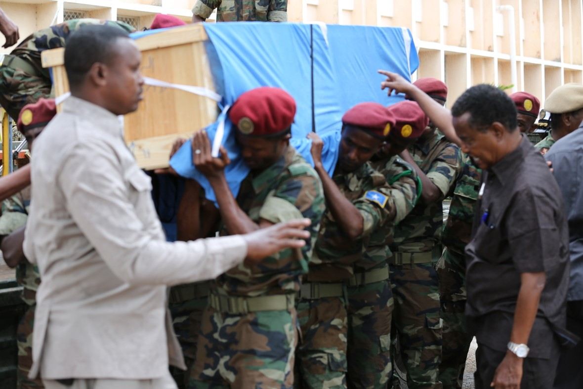 som gen 7 President attended a state funeral for former Vice President