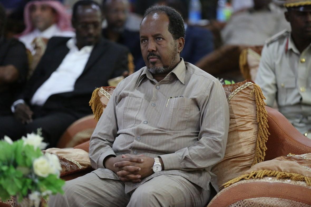 som gen 9 President attended a state funeral for former Vice President