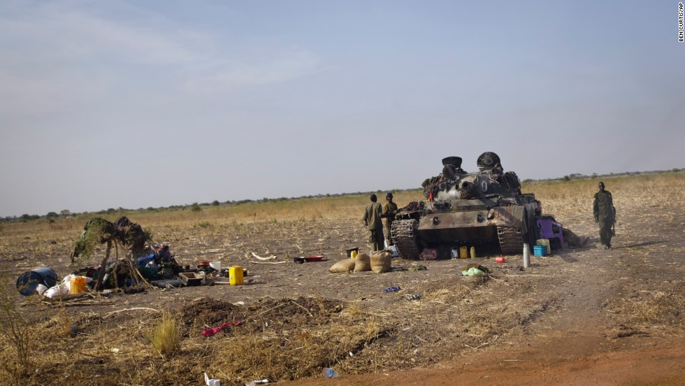 south sudan troops Homepage - Magazine