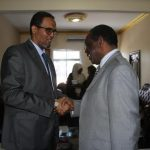 unnamed 9 1 Deputy Prime minister met AU union mission rep