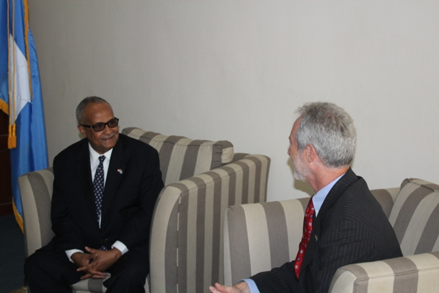 us amb13 U.S. ambassador to Somalia In Mogadishu, For First Time in 25 Years