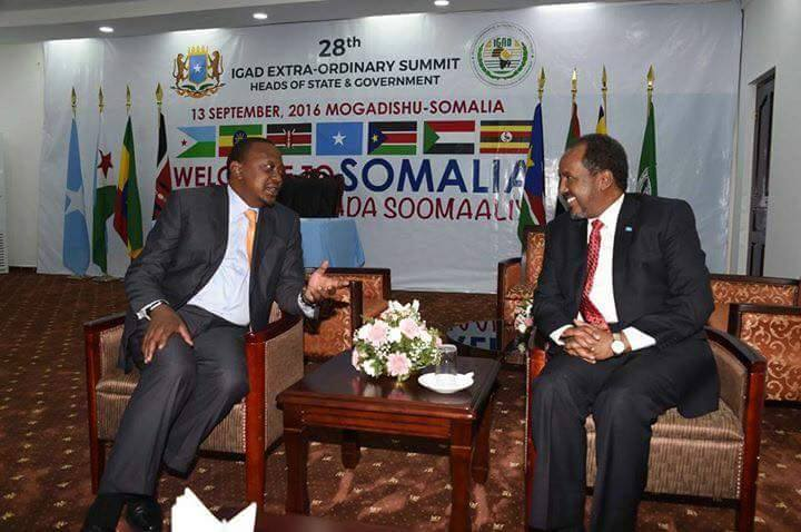 Somalia hosts heads of state summit for 1st time in 30 years