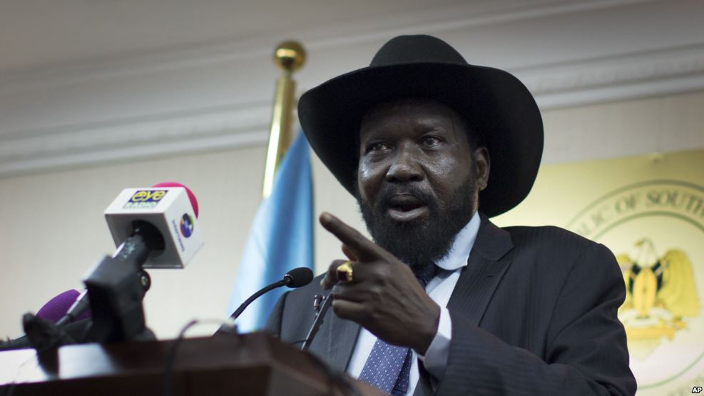 South Sudan's vice president responds to report over misuse of aid