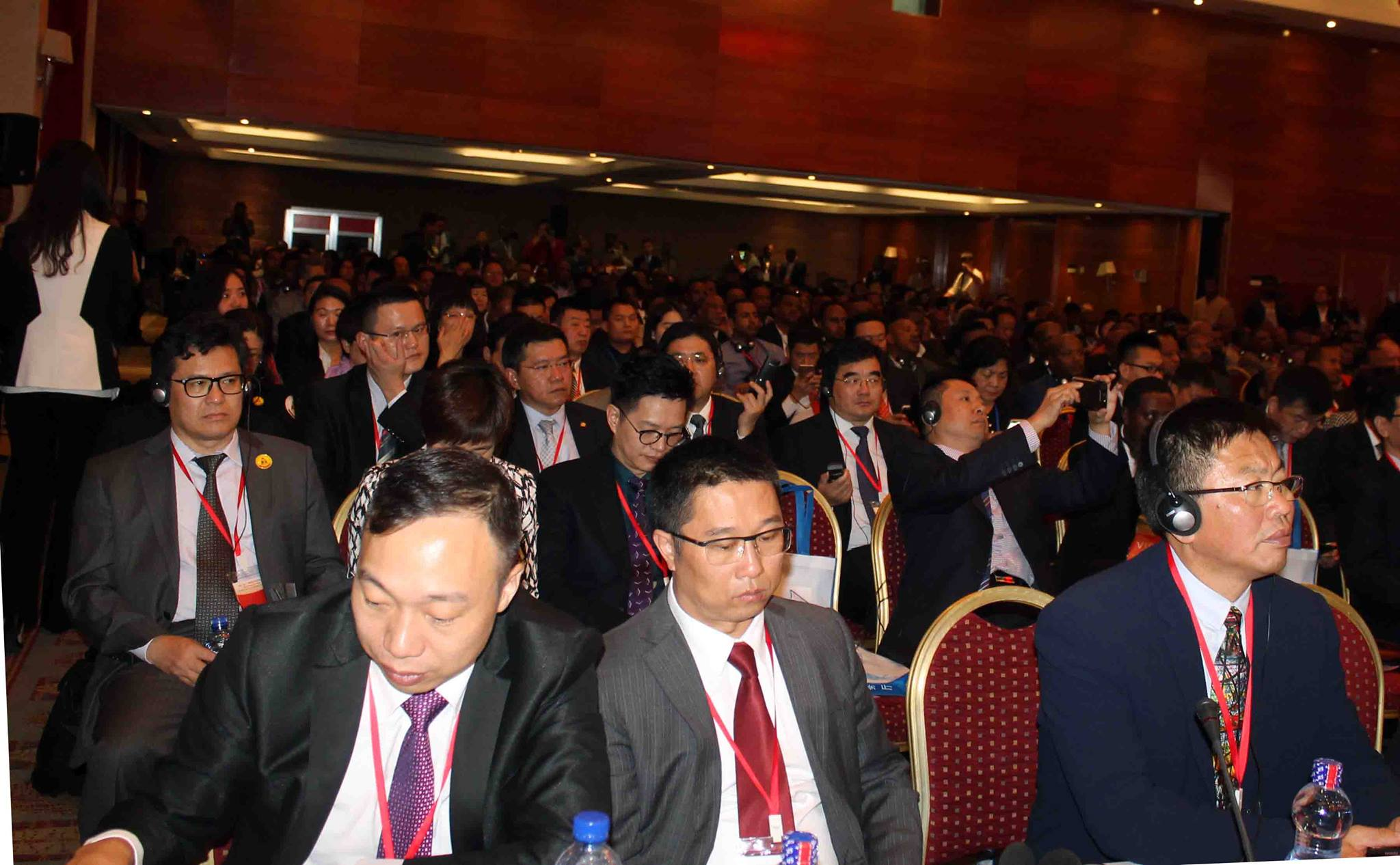 ethiopia china 7 Ethiopia-China Economic and Trade Cooperation Conference