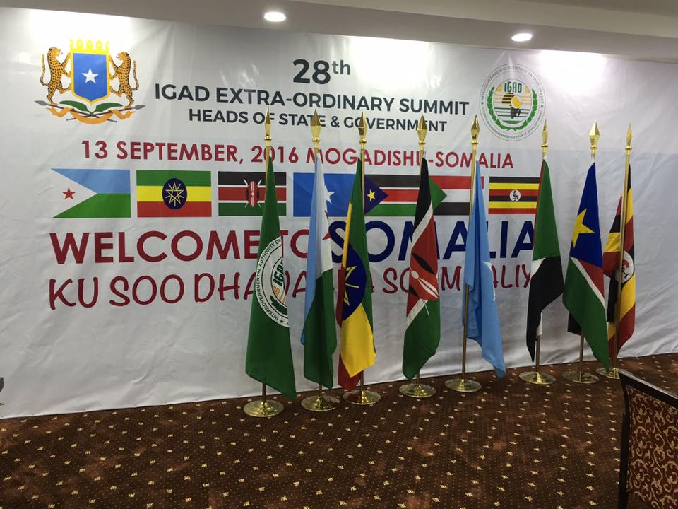igad 2016 2 mogadishu THE IMPORTANCE OF THE COMING IGAD SUMMIT FOR SOMALIA
