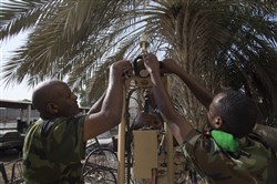 160928 F VH066 027 Network training readies Djiboutian soldiers for Somalia mission