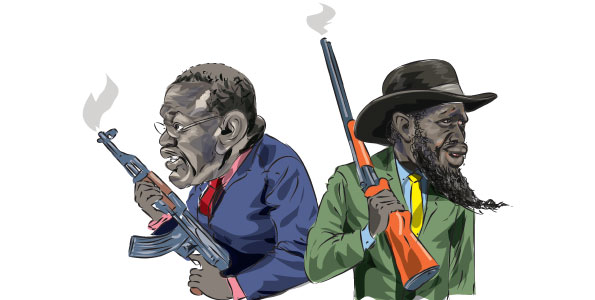 Power flows from the barrel of a gun essay