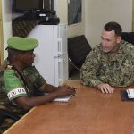161102 Z CT752 001photoillustration Somalia: Combined Joint Task Force Horn of Africa leadership meets with international partners