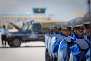EU stipend for Somalia police Somalia Police will Stand on its Own 2017
