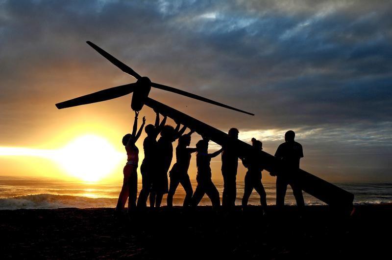african energy windtower Geeska Afrika