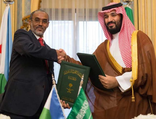 djibouti saudi defense Homepage - Sport