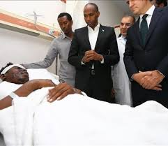 download 4 Somali PM visits terror victims receiving treatment in Turkey