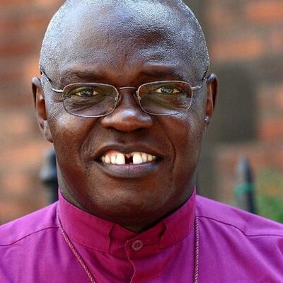 Archbishop John Sentamu Geeska Afrika