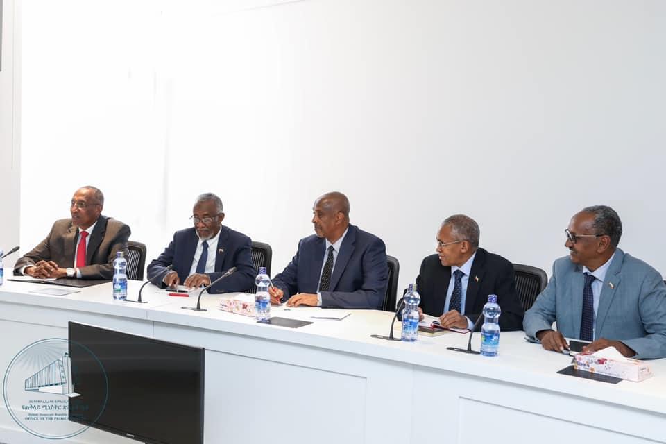 53039164 545390189285502 8631258469514608640 n 1 Somaliland: PM Abiy Ahmed Meets President Muse Bihi In Addis