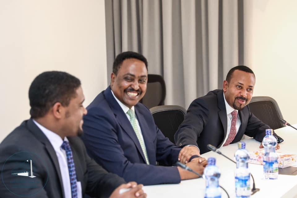 53073147 545390235952164 6905373080487460864 n 1 Somaliland: PM Abiy Ahmed Meets President Muse Bihi In Addis
