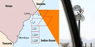 "image 8 Kenya claims Somalia ""auctioned"" oil and gas blocks in Kenya territory"
