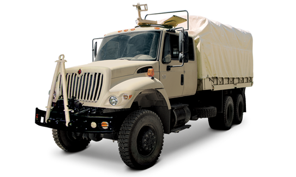 Navistar Defense Vehicle 7000 MV GTT.. Navistar to supply trucks to Somalia