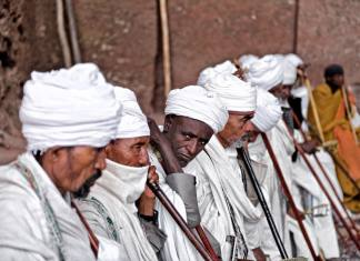Amhara people 2019