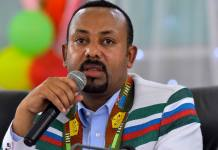 PM Abiy Ahmed receives Nobel Peace