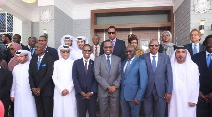 Somali Diplomacy Institute for SIRAD Institute