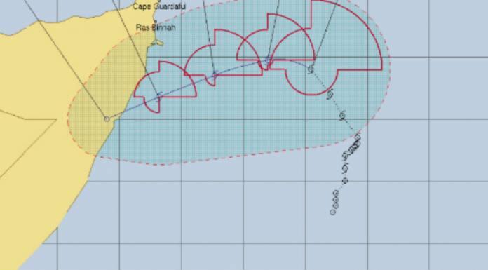 Cyclone Pawan, 8th Geeska Afrika Online