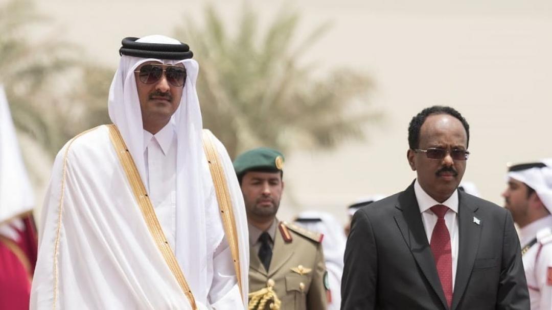 somalia Qatar Geeska Afrika