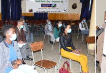 Eritrea Workshop