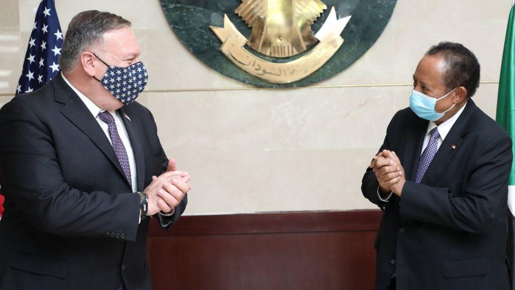 U.S. Pompeo calls Hamdok over Sudan's recent floods