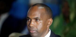 Prime Minister Hassan Ali Khayre