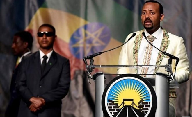Prime Minster Abiy Ahmed