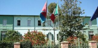Eritrea the historic Italian public school
