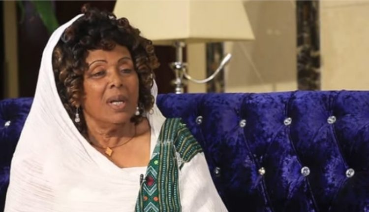 Ethiopia: Prominent Actress, Almaz Hailie Dies