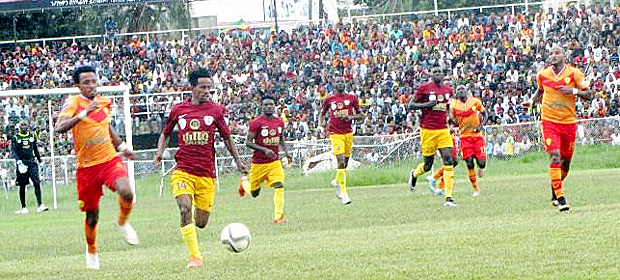 Ethiopia: CAF Continental Club Football Competitions