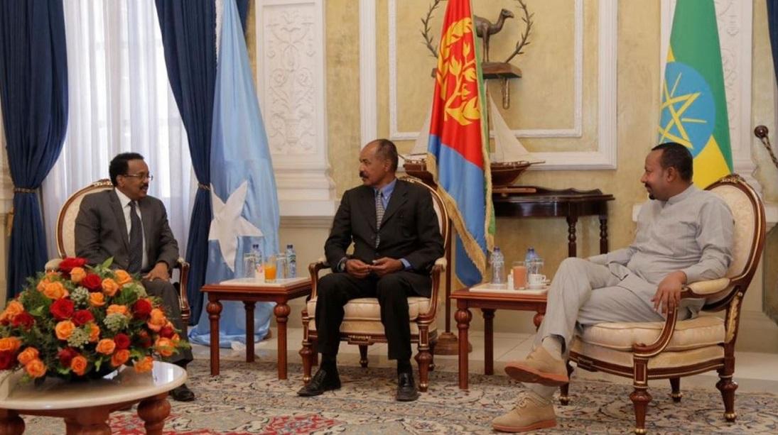 Eritrea Is Fighting