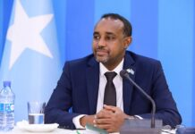 Somali PM announces cabinet line-up