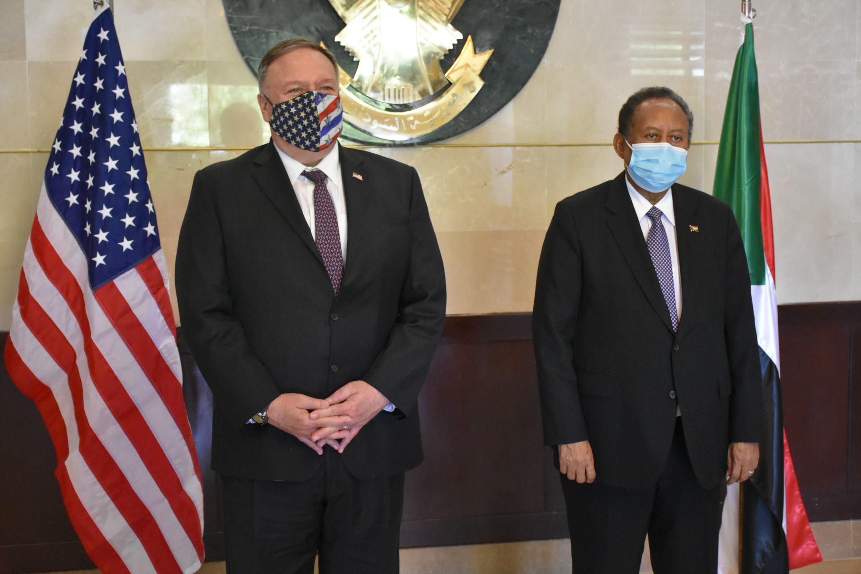 U.S. Secretary of State sudan
