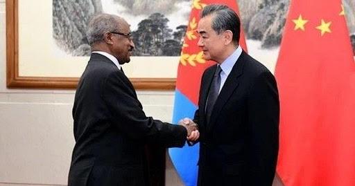 eritrea china