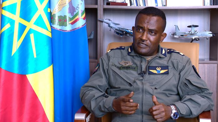 Ethiopia Nation Taking Steps To Modernize Air Force